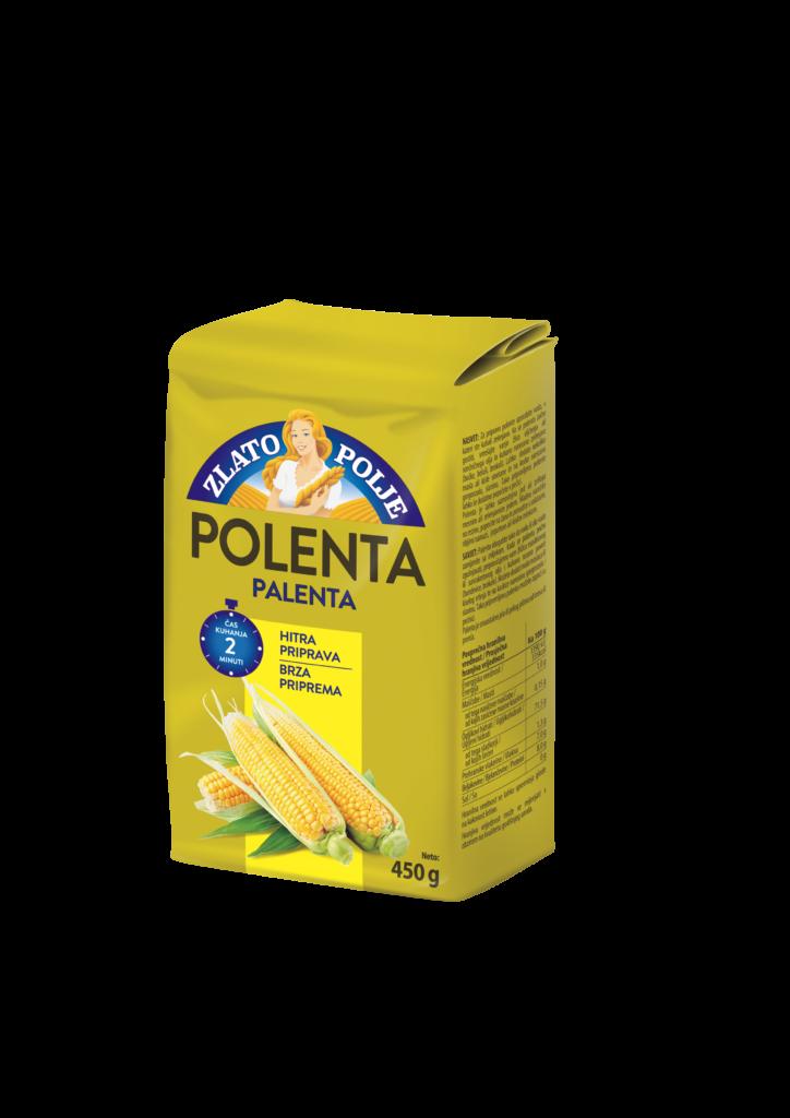 Instant polenta Zlato polje aktualna embalaza