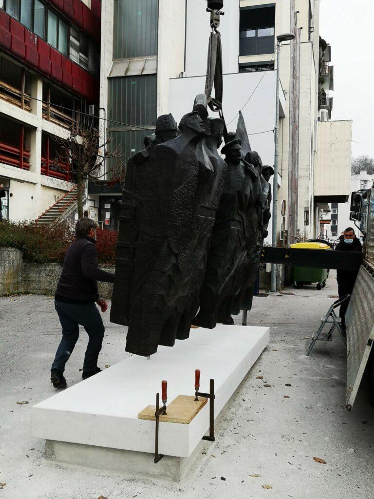 Kip je bl danes vrnjen pred ZMT