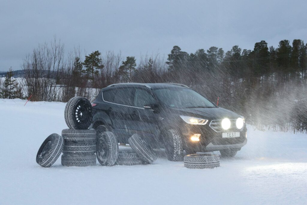 amzs test zimskih pnevmatik 2020 2