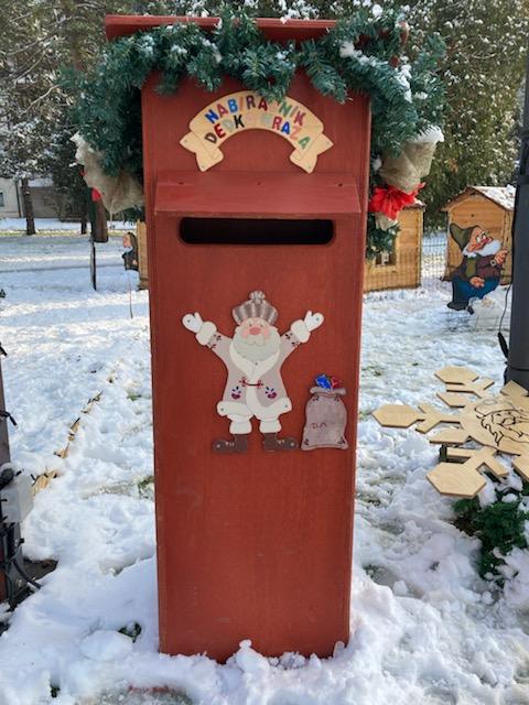 Nabiralnik Dedka Mraza