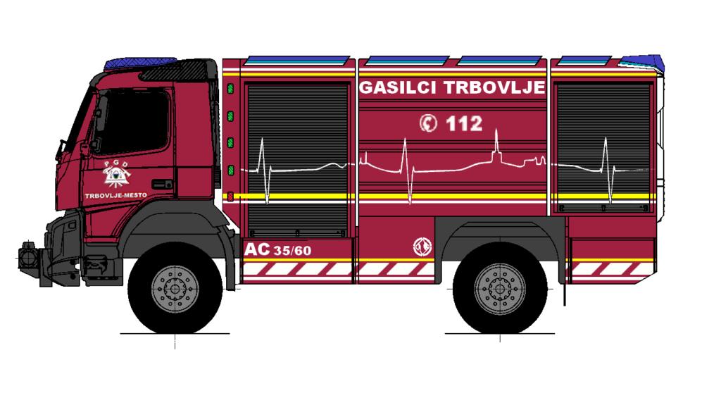 Gasilsko vozilo