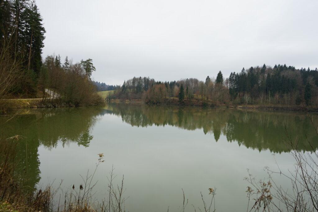 Gradisko jezero 1