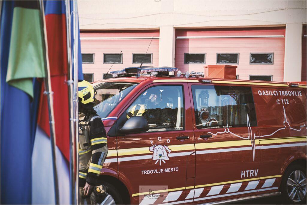 Prevzem gasilskega vozila1