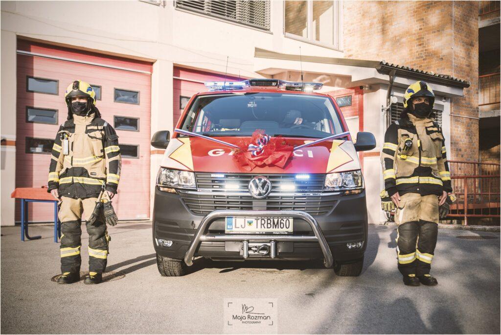 Prevzem gasilskega vozila2