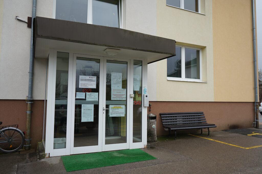 Zdravstvena postaja Moravce
