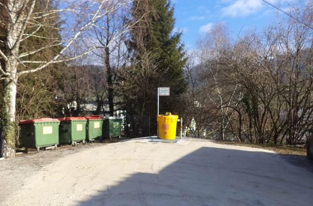 zbiralnica za olje