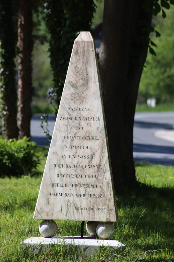 Tristrana piramida foto Andraz Pepelnjak